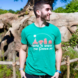 Disney Parks Inspired Vintage T-Shirt