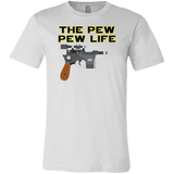 Rebel Pew Pew Life Tee/Tank new