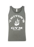 Disney Inspired Little Mermaid Triton's Gym Tank