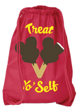 Disney Inspired Treat Yo' Self Drawstring