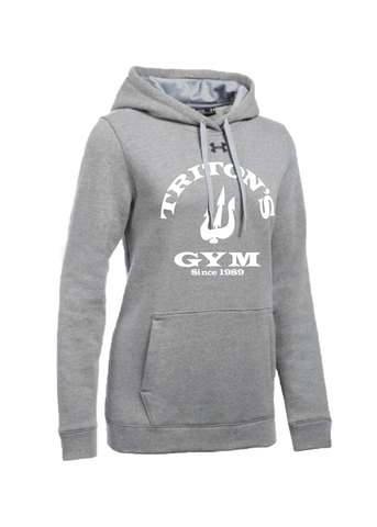 Disney Inspired Little Mermaid Triton's Gym Women's Hoodie