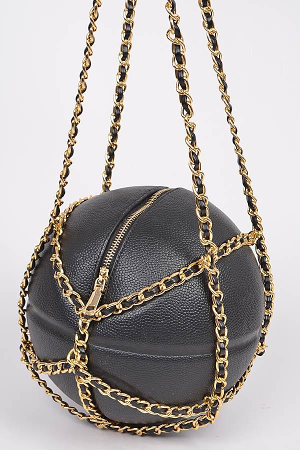 Basket Baller Purse - SLAYVE to style (4406320857135)