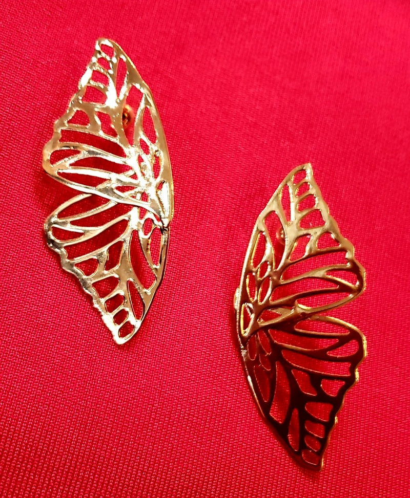 Butterfly Earrings - SLAYVE to style (3400250523671)