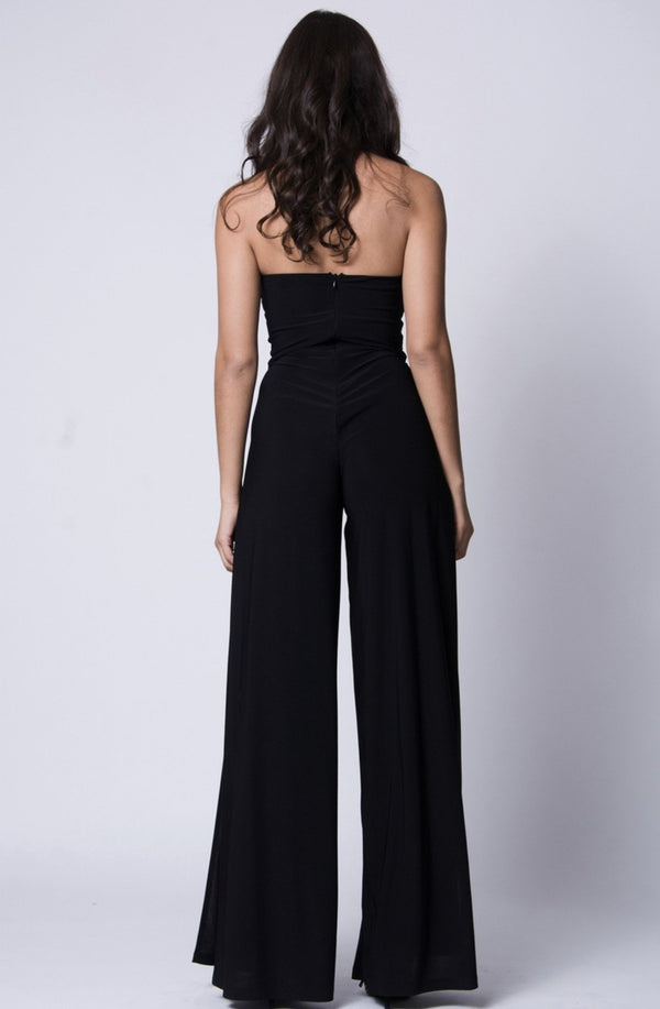 Easy Access Jumpsuit - Black - SLAYVE to style (3490239741975)