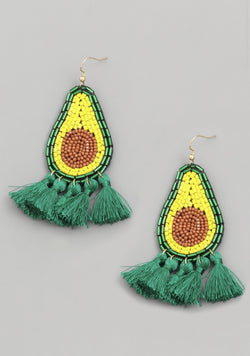 Extra Guag Earrings - SLAYVE to style (4441095667759)
