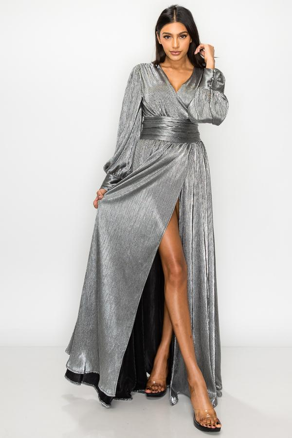 Martini Mama Gown - SLAYVE to style (4334696366127)