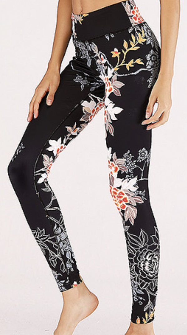 Ortient Legging - SLAYVE to style
