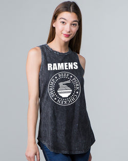 Ramen Noodle T-Shirt - SLAYVE to style (4373633138735)