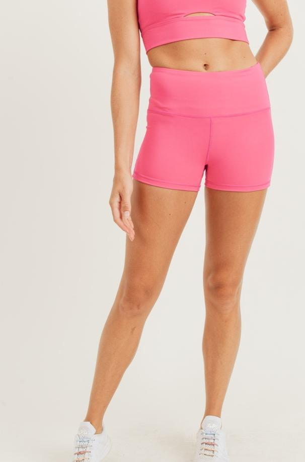 Sporty Spice Biker Shorts - SLAYVE to style