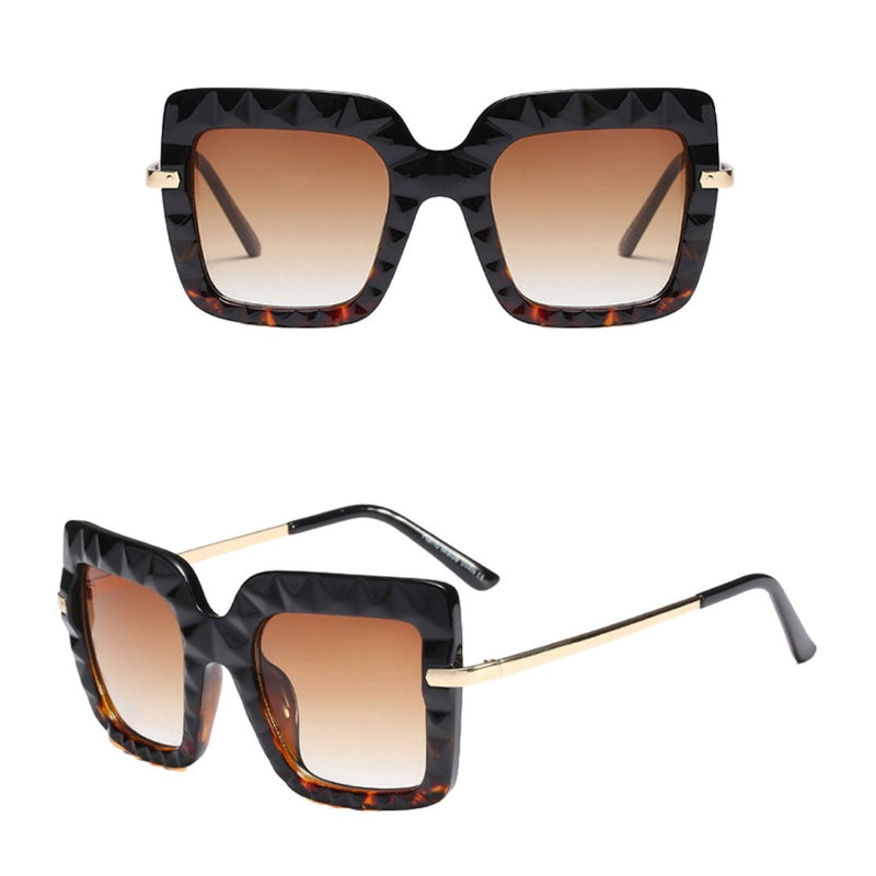 Squared Sunglasses - SLAYVE to style