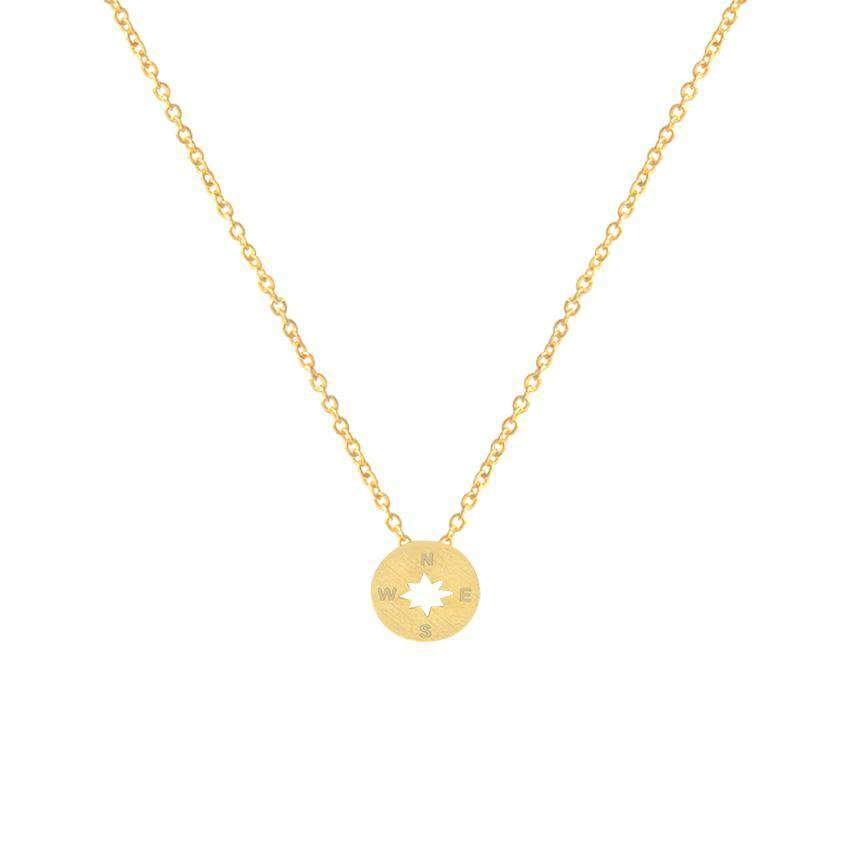 The Compass Necklace - TSH Jewelry