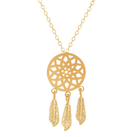The Dreamcatcher Necklace