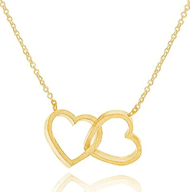 The Connected Hearts Necklace