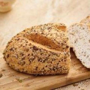 Multi cereal gluten-free bread