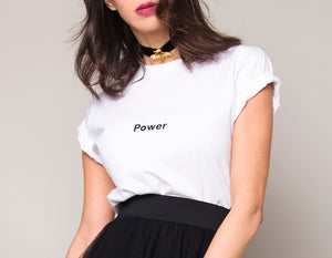 CLASSIC POWER T-SHIRT FOR WOMEN