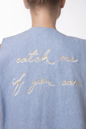 """Catch me if you can"" Kaftan"