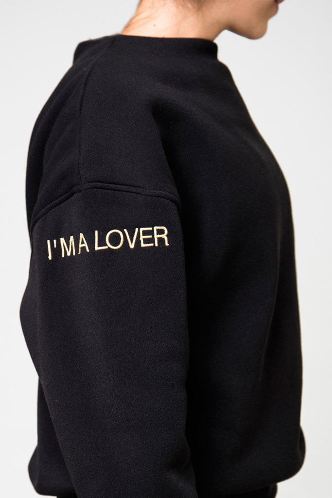 """I'm A Lover"" Sweater (For Her)"