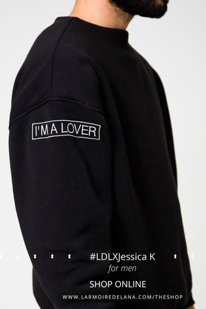 """I'm A Lover"" Sweater (For Him)"