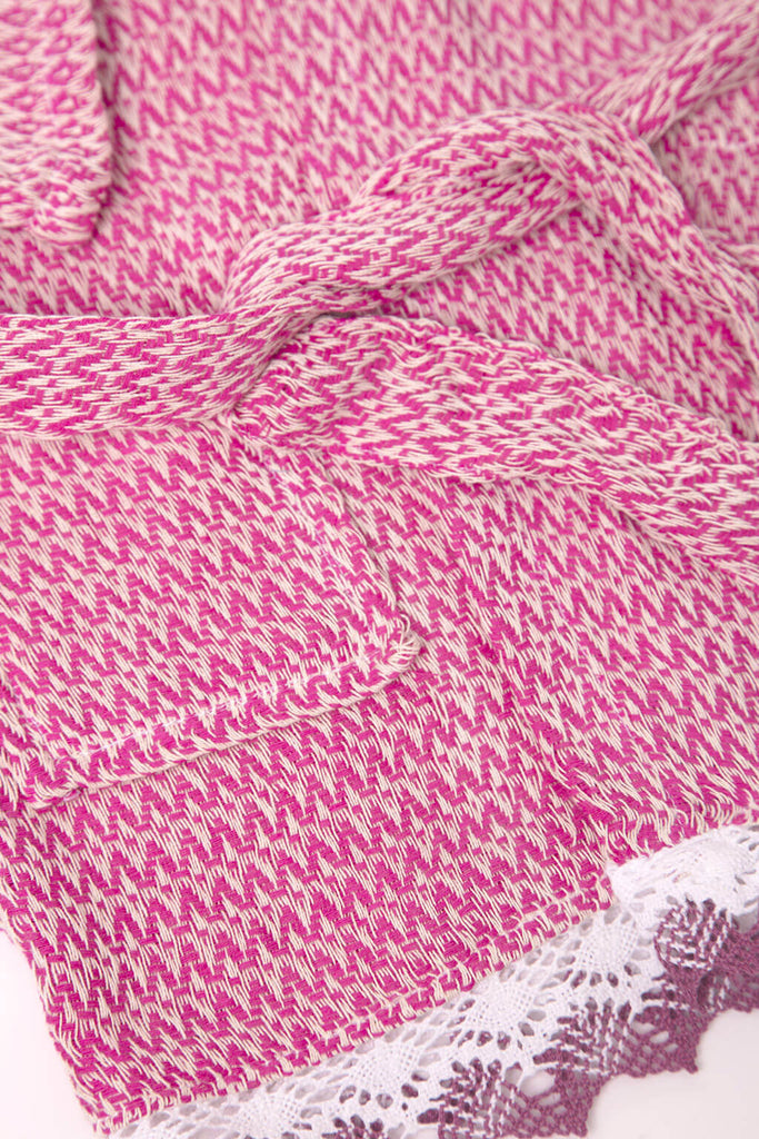 Pink Robe for Baby
