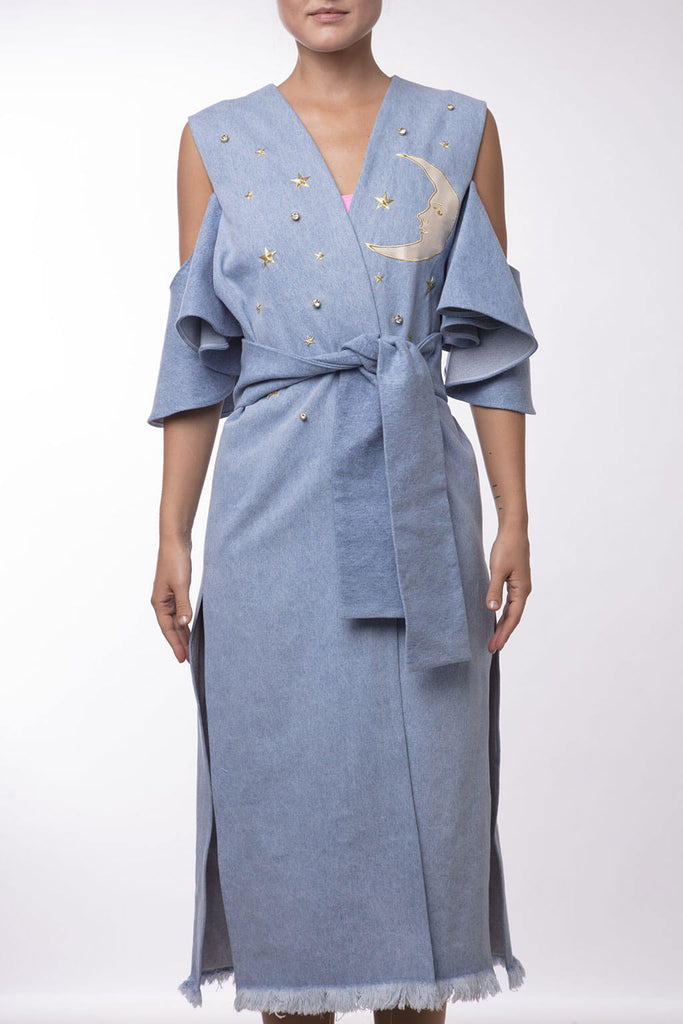 """Take me to the moon"" Kaftan"