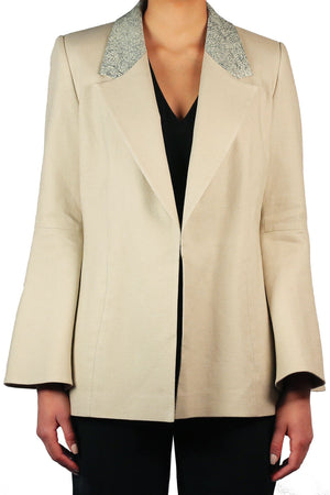 The Coquina Wrap Blazer