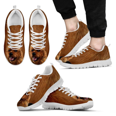 Australian Terrier Dog Running Shoes For Men-Free Shipping