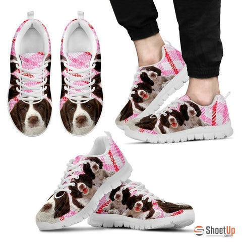 English Springer Spaniel-Dog Running Shoes For Men-Free Shipping Limited Edition