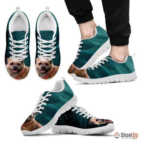 Border Terrier-Dog Running Shoes For Men-Free Shipping Limited Edition