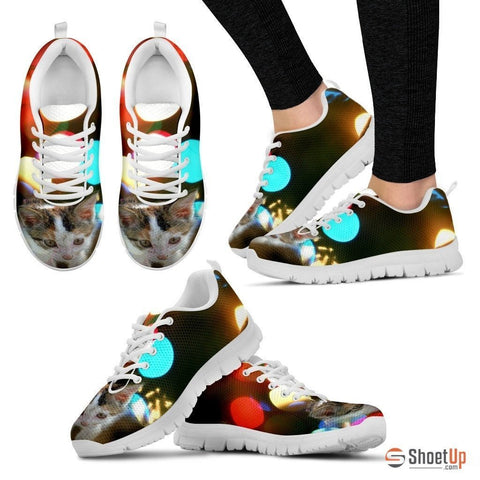 Lisa Zoeller/Cat-Running Shoes For Women-3D Print-Free Shipping
