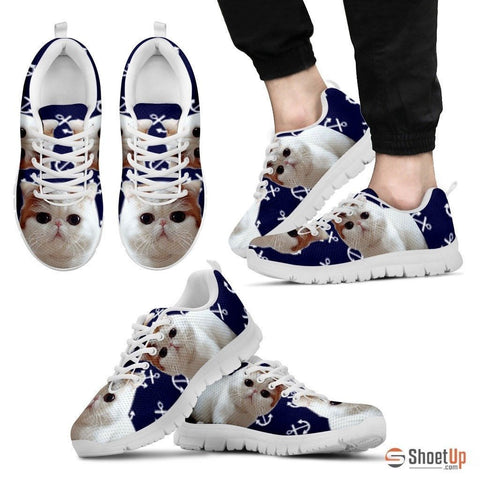 Exotic Shorthair Cat Running Shoes For Men-Free Shipping