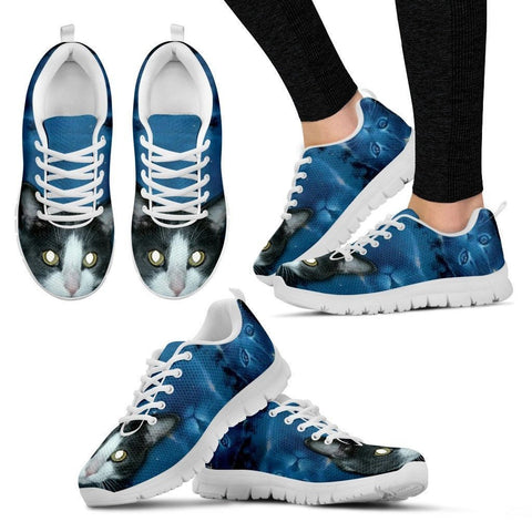Liza De Leon/Cat-Running Shoes For Women-3D Print-Free Shipping