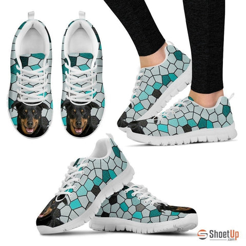 Beauceron Dog Running Shoes For Women-Free Shipping