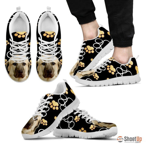 Anatolian Shepherd Dog Running Shoes For Men-Free Shipping