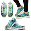 Jack Dempsey Fish Print Christmas Running Shoes For Women- Free Shipping