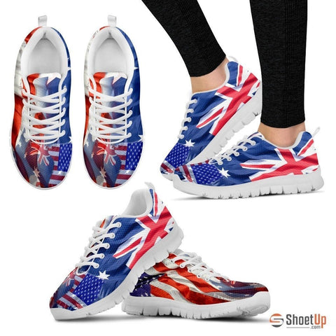 Australian Expats in USA - Sneakers for Women-Free Shipping
