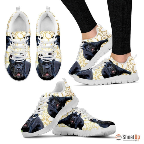 Cane Corso Dog Running Shoes For Women-Free Shipping