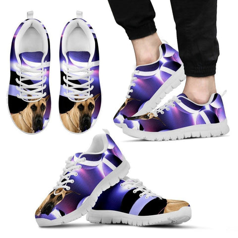 Great Dane Dog Running Shoes For Men-Free Shipping