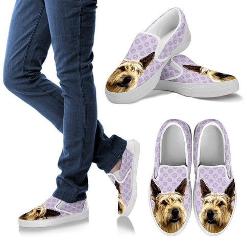 Berger Picard Dog Slip Ons For Women-Free Shipping