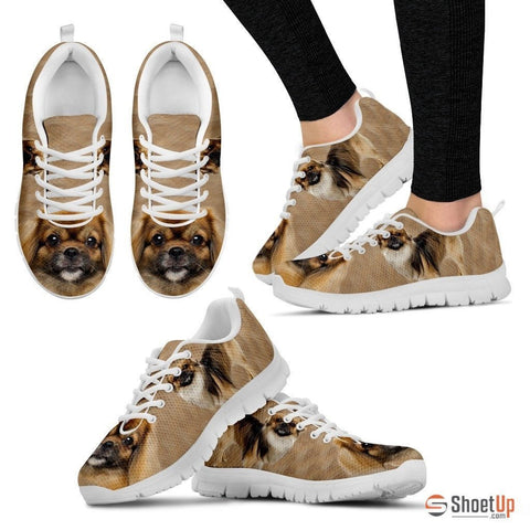 Tibetan Spaniel Dog Running Shoes For Women-Free Shipping