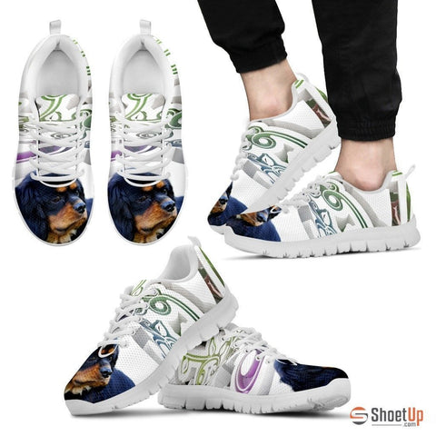 Cavalier King Charles Dog-Running Shoes For Men-Free Shipping