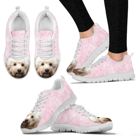Cockapoo Print Running Shoes For Women- Express Shipping