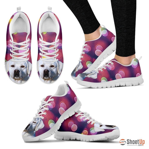 Labrador Retriever Dog Running Shoes For Women-3D Print-Free Shipping