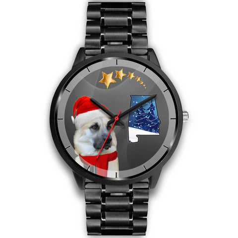 Chinook Dog Alabama Christmas Special Wrist Watch-Free Shipping