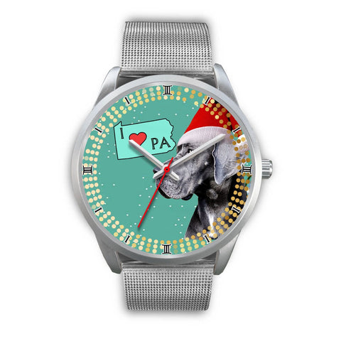 Lovely Great Dane Dog Pennsylvania Christmas Special Wrist Watch-Free Shipping