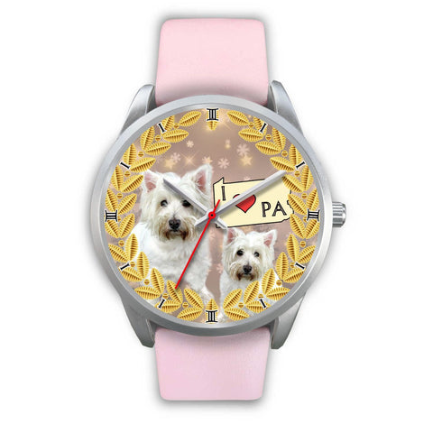 Cute Westie Dog Pennsylvania Christmas Special Wrist Watch-Free Shipping