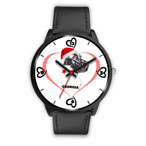 Great Dane Georgia Christmas Special Wrist Watch-Free Shipping