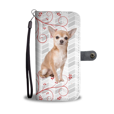 Chihuahua Print Wallet Case-Free Shipping