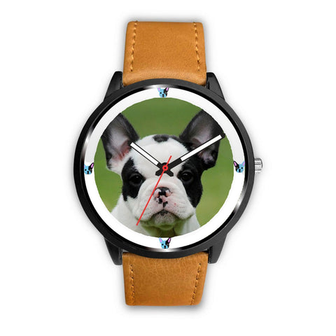 French BullDog Print Wrist watch - Free Shipping