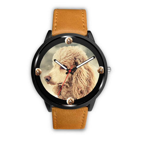 Poodle Dog Print Wrist watch - Free Shipping