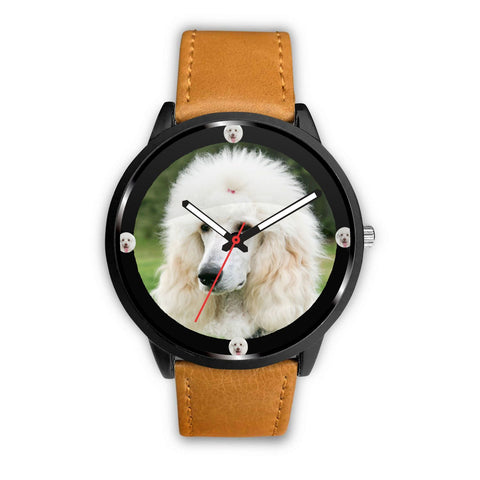 Cute Poodle Dog Print Wrist watch - Free Shipping